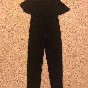 Fashion Nova Other - Black jumpsuit